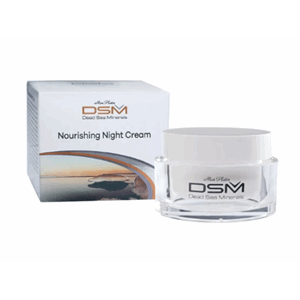 DSM Nourishing Cream Nattkrem 50ml