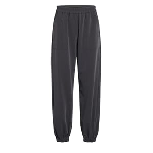One Two Luxzuz Sana Pant Dark Grey Melange