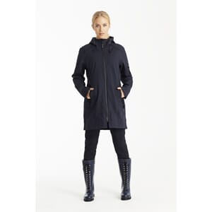 Ilse Jacobsen Soft Shell rain 3/4
