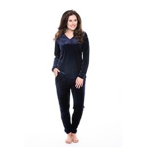 Pastunette Deluxe lounge suit midnight blue