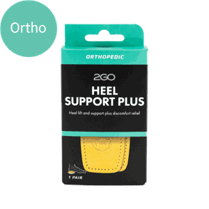 2GO Ortopedic Heel Support Plus
