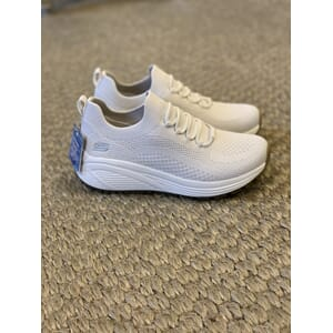Skechers Womens Bobs Sparrow 2.0 Off White