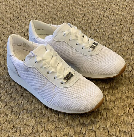 Ara Sneaker Lissabon White Fushion4