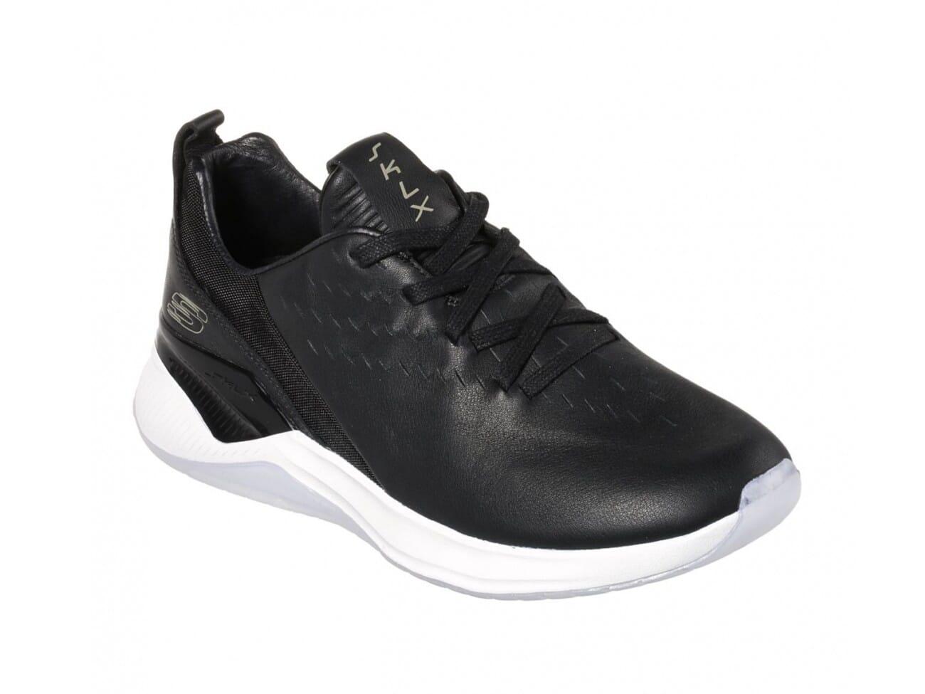 Skechers Sneaker Modena Ceprano Black white Gerd Holms