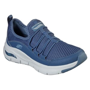 Skechers Womens Arch Fit Lucky Thoughts Navy
