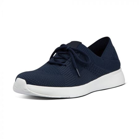 FitFlop Marbleknit Sneakers Midnight Navy Mix